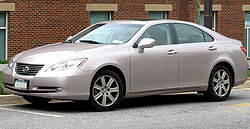 The Lexus ES350