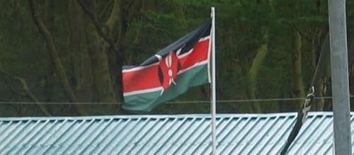 Kenyan Flag photo by Lindsay on Picasa
