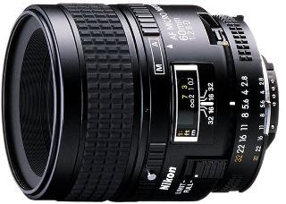 AF NIKKOR Micro 60mm f/2.8
