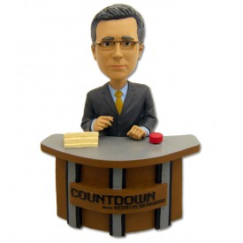 Keith Olbermann bobblehead