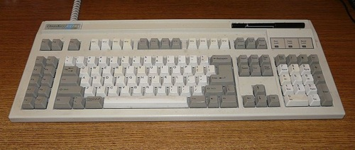 Northgate Omnikey ULTRA keyboard, by OwenX on Wikipedia