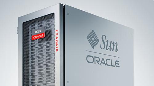 Sun Oracle Exadata V2 server