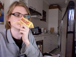 Toblerone Nose