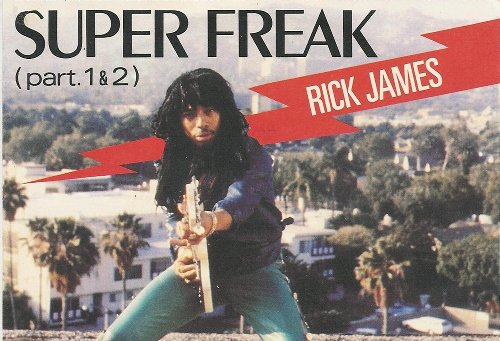 Rick James Super Freak