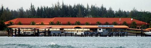 Tanah Merah ferry terminal