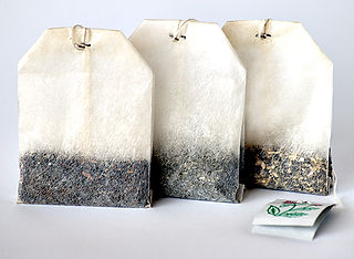 Teabags photo by André Karwath on Wikimedia Commons