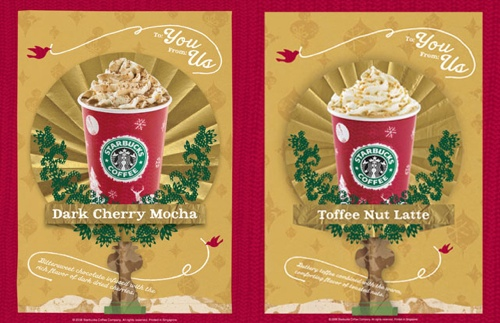 Promotional image from the Starbucks Singapore Christmas page