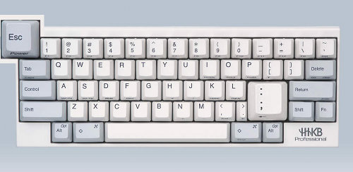 Peter Krantz's ultimate VIM Keyboard!