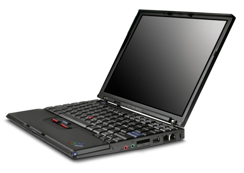 The ThinkPad X40