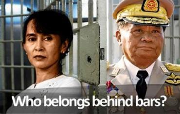 Help Justice, Defeat Tyranny in Burma