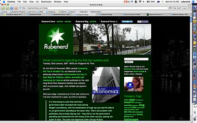 Rubenerd Blog version 3