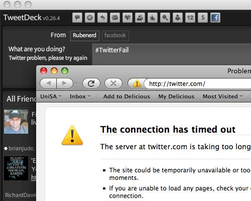 The 2009.06.08 Twitter Fail