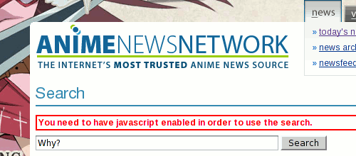 AnimeNewsNetwork search
