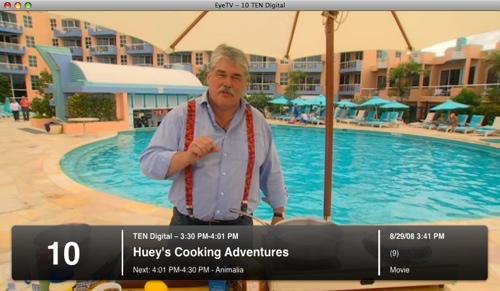 Huey's Cooking Adventures!