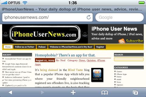 iPhoneUserNews.com
