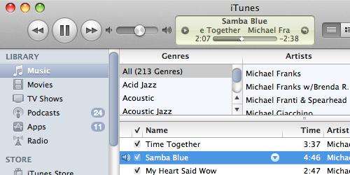 iTunes 10.4