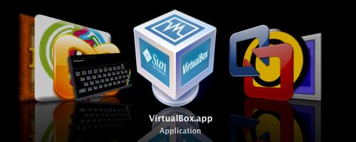 My virtual machine applications