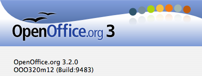 OpenOffice.org 3.2.0