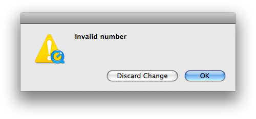 QuickTime invalid number error, whatever that is