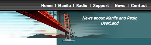 Radio UserLand