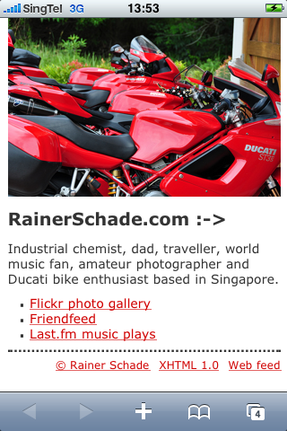 RainerSchade.com