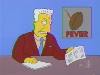 Screenshot from Simpsons 11x11, copyright 20th Century Fox