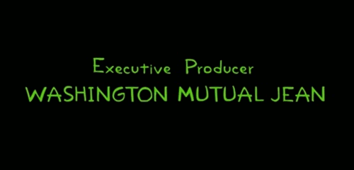 Executive Producer: Washington Mutual Jean