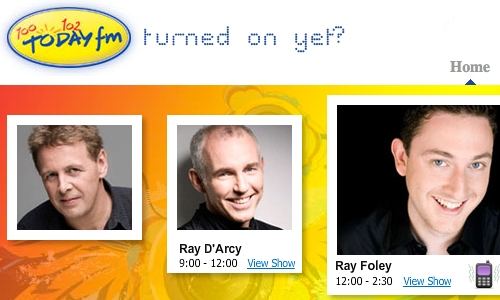 Today.fm in Ireland