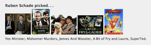 My top 5 favourite British comedies!