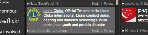 Official Twitter site for Lions Clubs International. Lions conduct vision, hearing and diabetes screenings, build parks, help youth and provide disaster