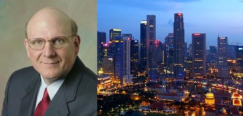 Steve Ballmer in Singapore