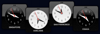 Timezone differences are a bum!