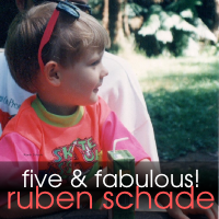 Ruben Schade: Five and Fabulous!